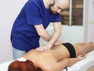 Остеопатическая коррекция осанки
